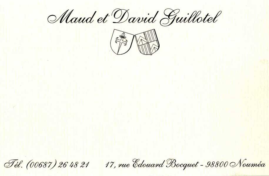 carte de visite 8 x 13 cm