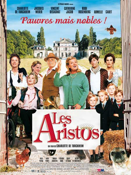 Poster of the movie Les Aristos]